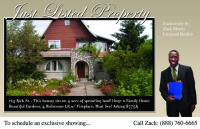 Just Listed Realtor Post Cards from our Real Estate Postcards design gallery