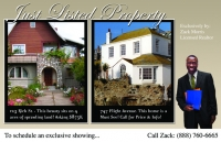 Marketing for real estate agents with postcards