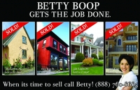 Real Estate Marketing PostCards - Just Sold marketing Postcard design # 705 Realtor Postcards