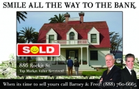 Just Sold Postcards for real estate agents.